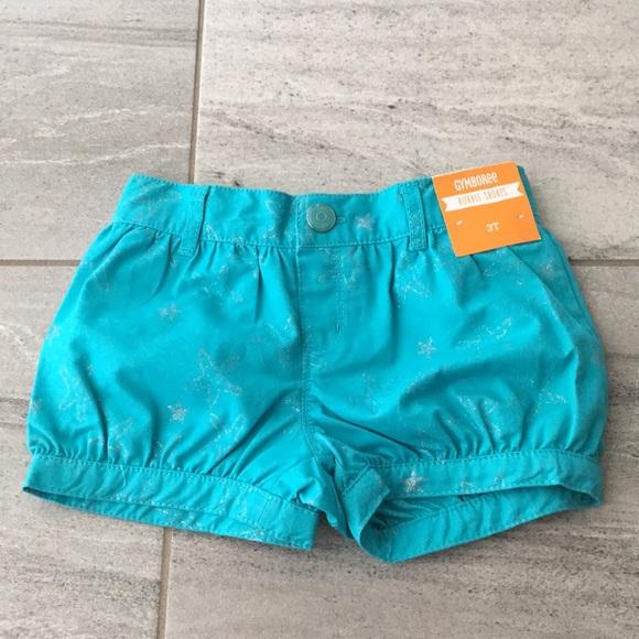 NWT Gymboree MERMAID COVE 2T 3T 4T 5T Starfish Top /& Bubble Shorts NEW